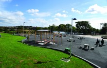 Archbishop McGrath Catholic School, Bridgend, Wales – External Works Package