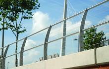 Aylesbury Transport Hub – Pedestrian Parapet System