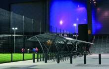Emirates Arena, Glasgow – Contemporary Cycle Shelters