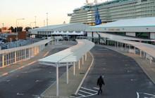 City Cruise Terminal Forecourt, Southampton
