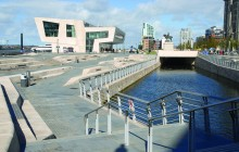 Pier Head and Canal Link, Liverpool – Balustrade
