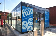 Cycle Hub ® – Ashton-under-Lyne – Transport for Greater Manchester (TFGM)