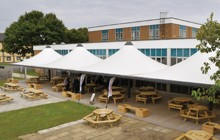 RAF Brize Norton, Oxfordshire- Tensile Structures