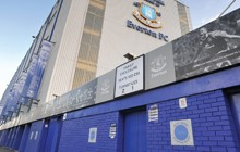 Everton Football Club, Merseyside – Wall of Fame – Granite Plaques