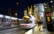 Centro Tram Stops, Birmingham
